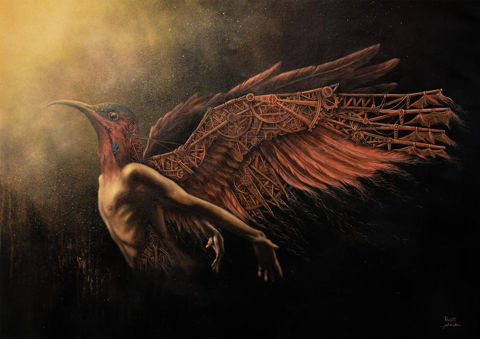 Icarus Mechanimal