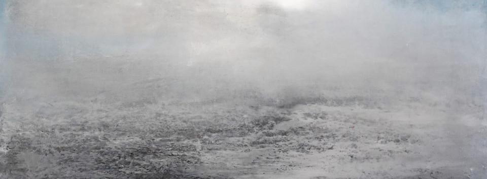 Atlantic Ocean with Fog