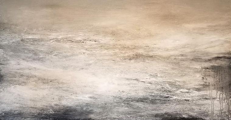 Northern Atlantic Ocean, Green/Gray