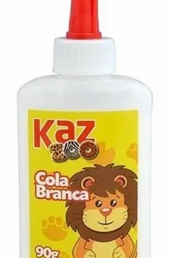 Cola Branca Kaz 90g