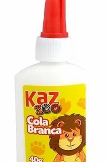 Cola Branca Kaz 40g