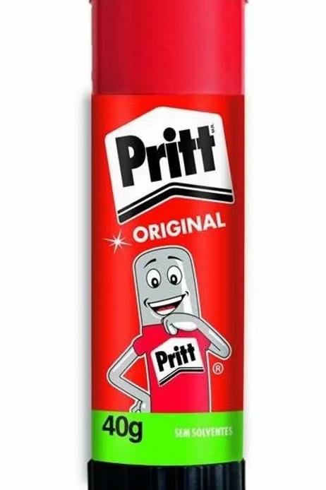 Cola Bastão Pritt 40g