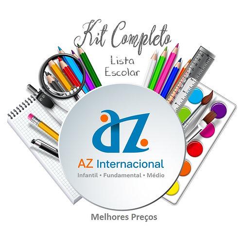 Kit Completo - Lista Colégio AZ - Melhores Preços