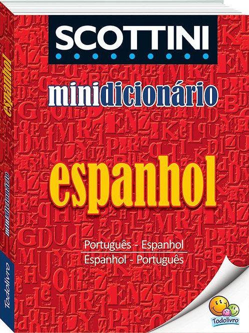 Dicionário  Mini Scottini Espanhol