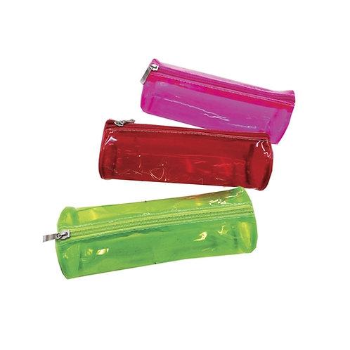Estojo PVC color Transparente VMP