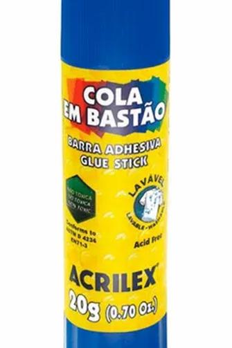 Cola Bastão Acrilex 20g