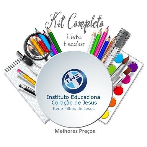 Kit Completo - Lista IECJ - Melhores Preços