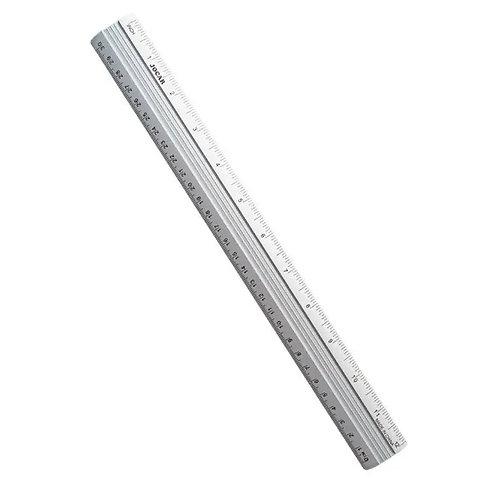 Régua Alumínio Jocar 30cm