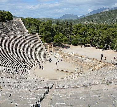 Epidaurus Ancient Theatre