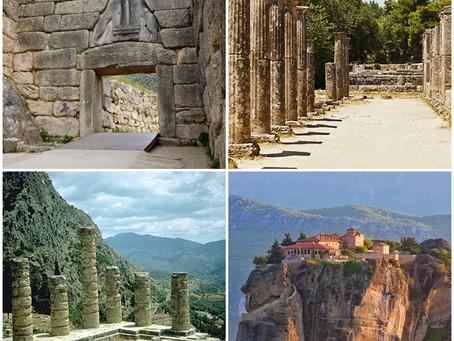 Lo mejor de la antigua Grecia 4 días de vacaciones