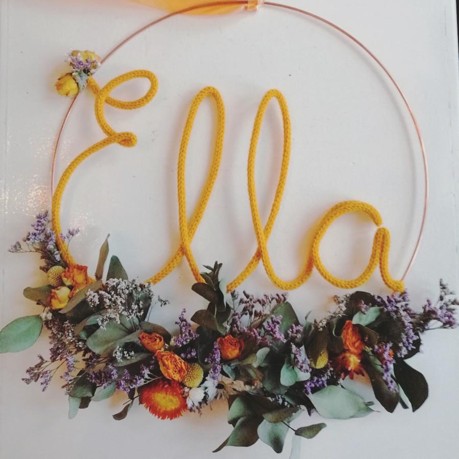 Geboortekrans - Ella