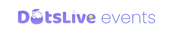 NewDotsLive events banner.png