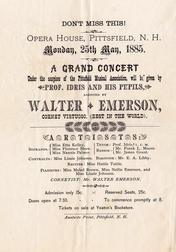 Concert Program - 25 May 1885 - LEFT.jpg