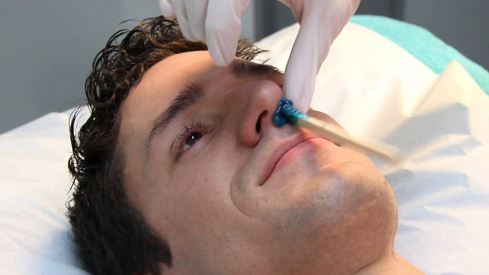 Nose Wax Male