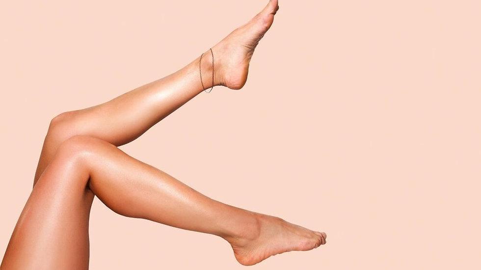 Top 1/2 leg Wax Female