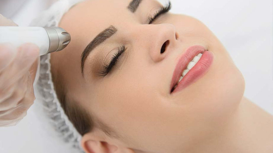 Forehead IPL