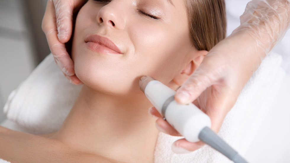 Full Face IPL with Any Facial