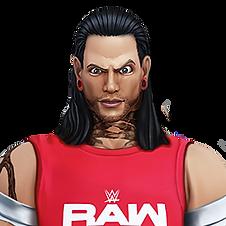 Jeff Hardy WWE Mayhem GAmeCharacter_TShirt.png