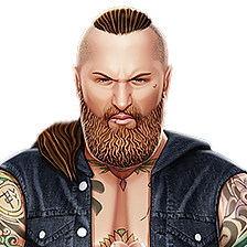 Aleister Black WWE Mayhem STAR_2.png