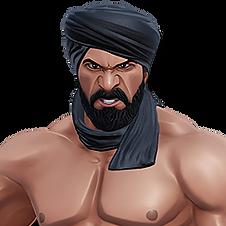 Jinder Mahal WWE Mayhem Game Superstar_S