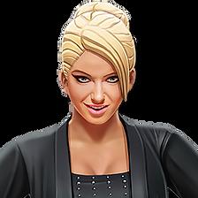 Alexa Bliss WWE Mayhem GAme star STAR_4.png
