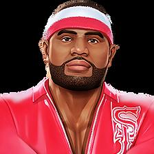 Angelo Dawkins WWE Mayhem Game STAR_3.pn