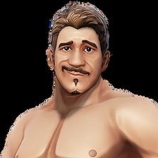 Eddie Guerrero WWE Mayhem Star_STAR_3.pn