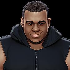 Keith Lee WWE Mayhem Game Superstar_NXT_