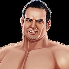 British Bulldog WWE Mayhem Game Supersta