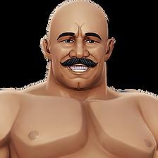 Iron Sheik WWE Mayhem Game_HERO.png