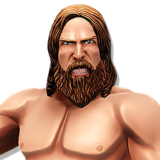 Daniel Bryan WWE Mayhem Game_STAR_1.png