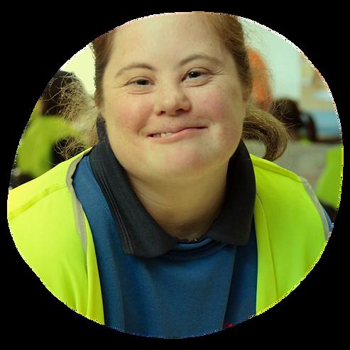 Empleo como inclución del colectivo de persns con discapacidad