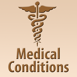 Driving instruction for medical conditions