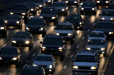 Night driving instruction