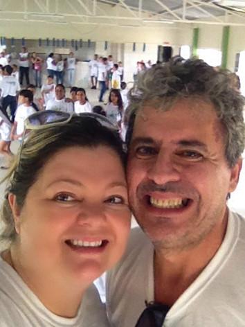 Sylvia e Reinaldo Soler
