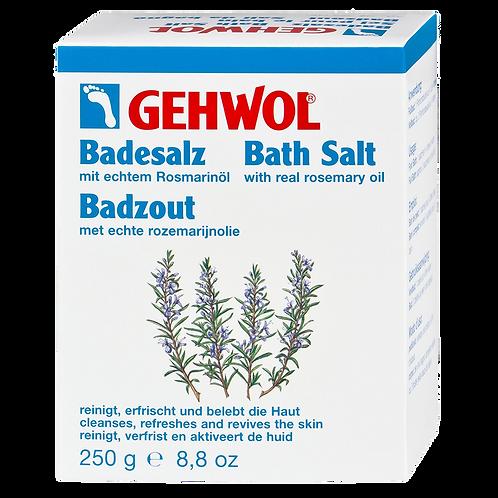 Gehwol - Sel pour le bain des pieds au Romarin
