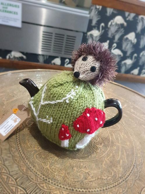 Hedgehog Teacosy by Kraftykats
