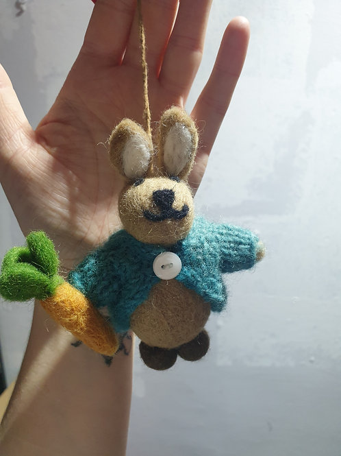 Peter Rabbit Felt Dec