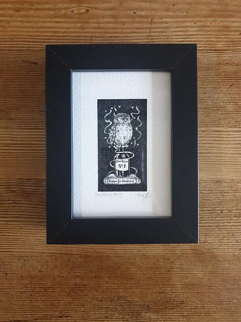 "Love Potions no.9 by Jenny Wren Draws 6x5"""