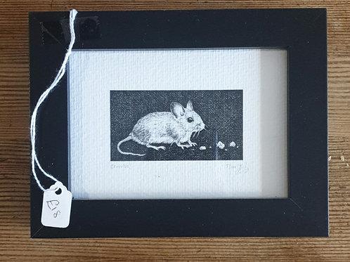 """Crumbs by Jenny Wren Draws 6x5"""""""