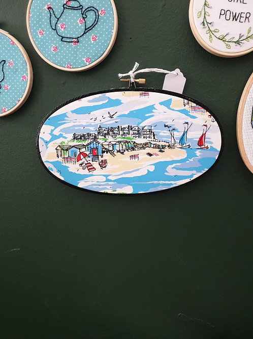 Beach by Stitchedbyabi