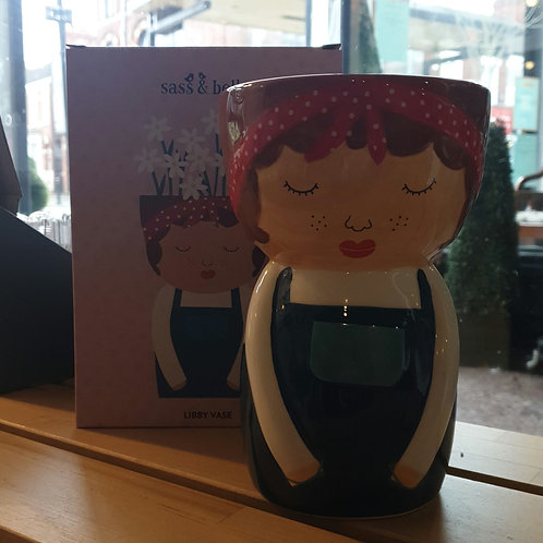 Libby vase by Sass & Belle