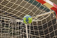 Bola en la red