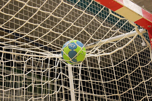 Ball in Net