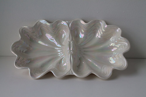 Opalescent Shell Dish