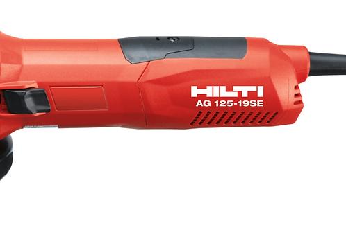 Hilti AG 125-19SE vinkelsliper