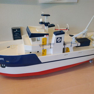 3d printet båt
