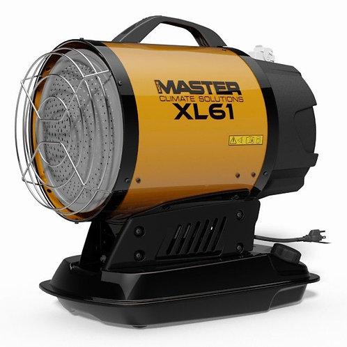 Master XL 61 17 kW infravarme