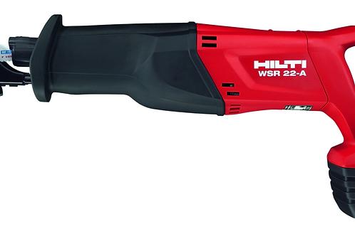 Hilti WSR 22-A bajonettsag