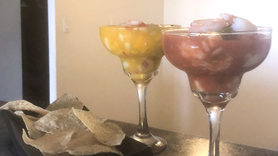Make it Mondays w/ Jackie Graves – Mexican shrimp cocktail two ways